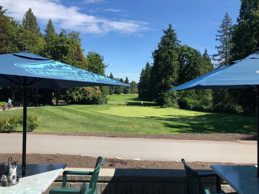 Vancouver realtor tom Ikonomou at Fraserview Golf Club