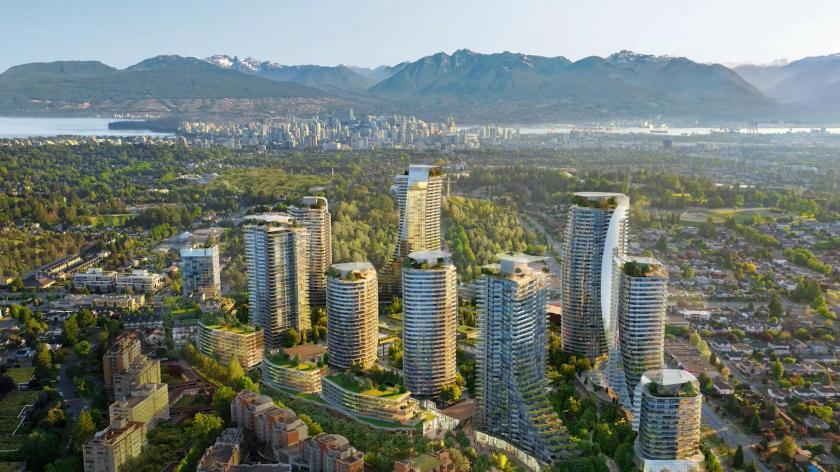 Oakridge to be Vancouvers next municiple center