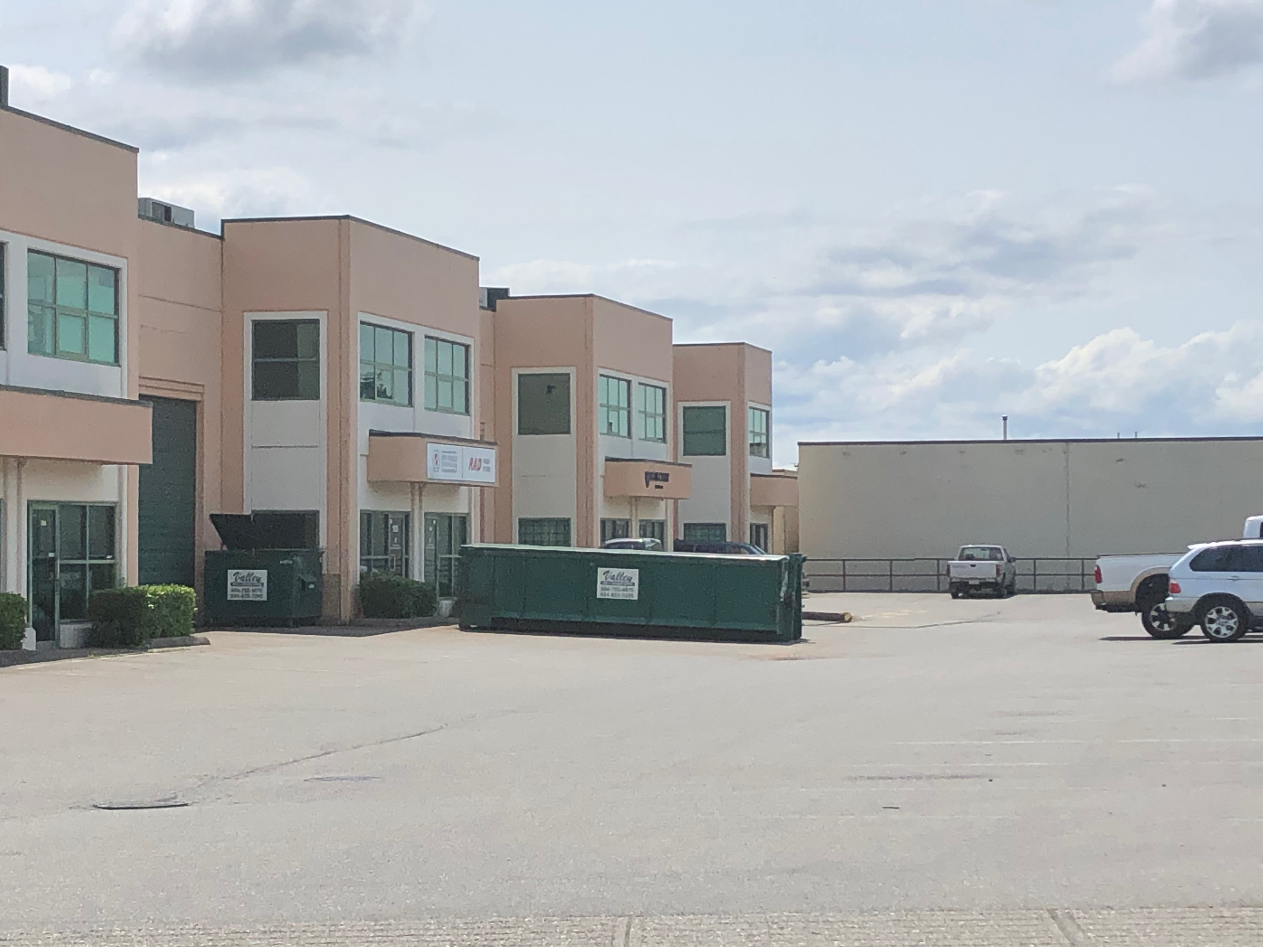 Warehouse Unit for sale by Tom Ikonomou. Abbotsford Real estate