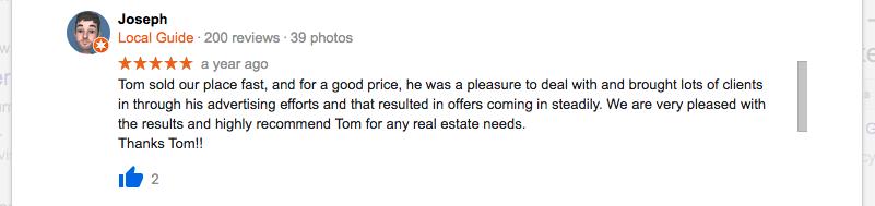 Tom Sells Kamloops