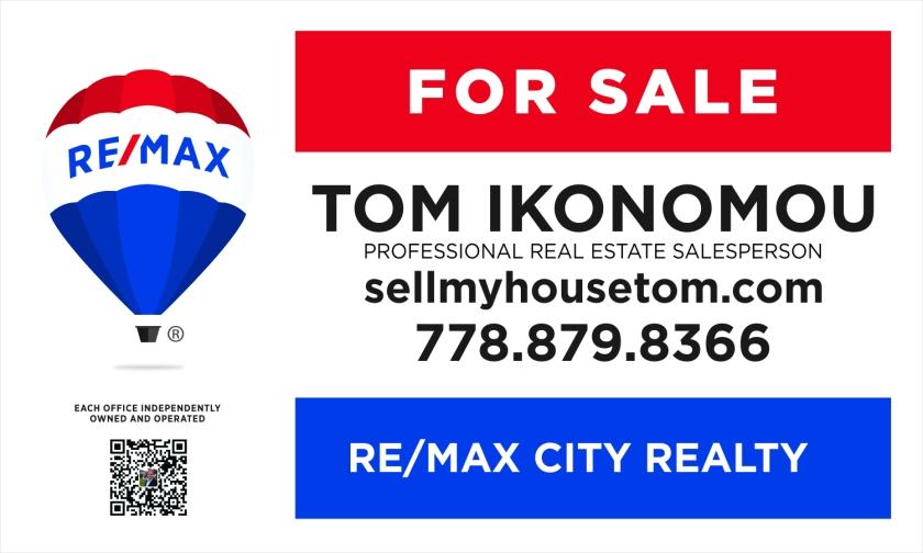 Tom Ikonomou RE:MAX City