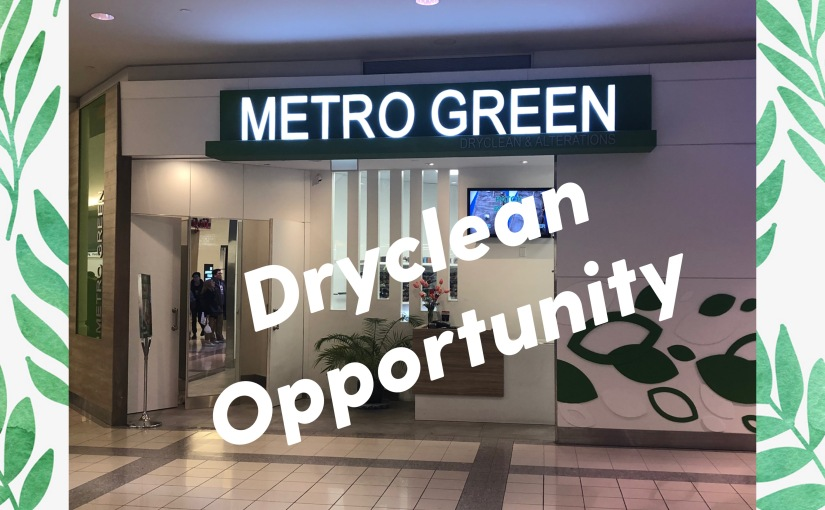 Dry Clean Business Forsale